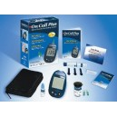 Lettore glicemia Plus - kit completo (mg/dl) - italiano/greco