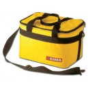 Borsa termica in nylon giallo
